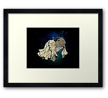Princess L Framed Print
