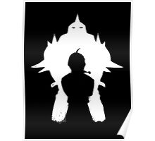 Fullmetal alchemist Elric Brothers  Poster