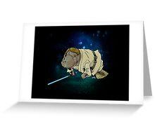 L. Seawalker Greeting Card