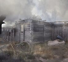 The Hut by ketut suwitra