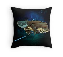 O.B. 1 Kenobi Throw Pillow