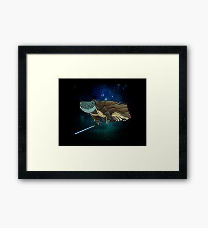 O.B. 1 Kenobi Framed Print