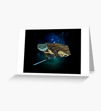 O.B. 1 Kenobi Greeting Card