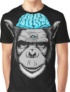 Ice Brains Graphic T-Shirt