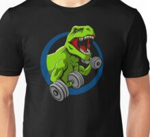 Big Guns Dinosaur Unisex T-Shirt