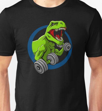 Big Guns Dinosaur Unisex T-Shirt