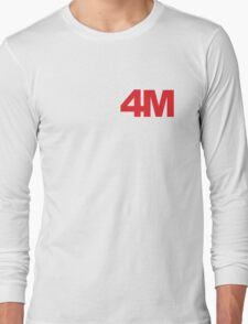 4minute red Long Sleeve T-Shirt