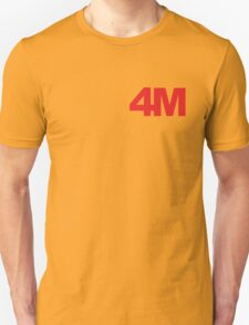 4minute red Unisex T-Shirt