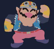 Smash Bros - Wario Baby Tee