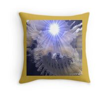 FREE TO BE THE BEST YOU Throw Pillow