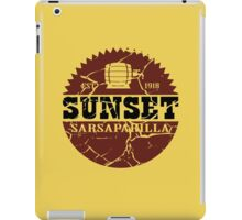 Wasteland Beverage iPad Case/Skin