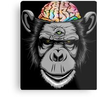 Candy Brains Metal Print