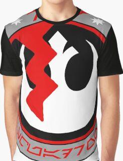Star Wars Episode VII - Red Squadron (Resistance) - Star Wars Veteran Series Graphic T-Shirt