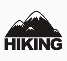 Hiking Mtn One Piece - Short Sleeve