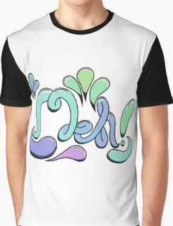 Meh! Graphic T-Shirt
