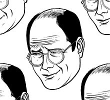 George Costanza by jleonardart