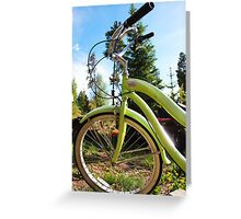 Cruiser Greeting Card