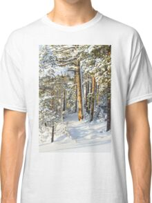 There Will Be Snow II Classic T-Shirt