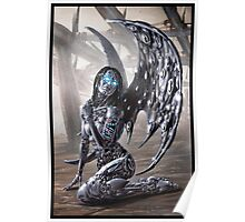 Cyberpunk Painting 022 Poster