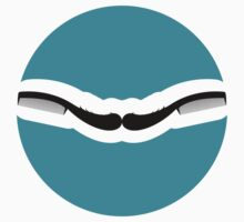 Chic moustache by yanmos