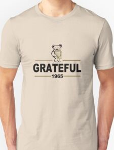 Grateful Dead 1965 Guinness Color Logo funny nerd geek geeky T-Shirt