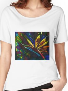 Bird of paradise flower Women's Relaxed Fit T-Shirt