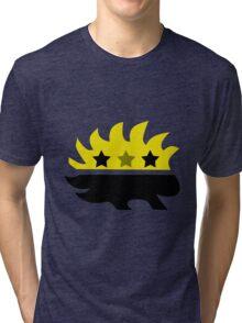 Libertarian Porcupine Tri-blend T-Shirt