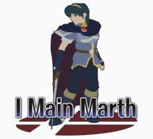I Main Marth - Super Smash Bros Melee by PrincessCatanna