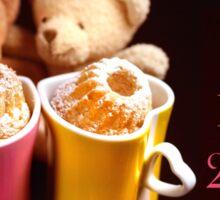 Invitation 4 Coffee and......? Sticker