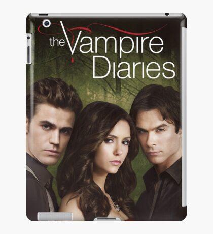 The Vampire Diaries TV Series iPad Case/Skin