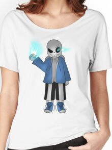 Undertale Sans Women's Relaxed Fit T-Shirt