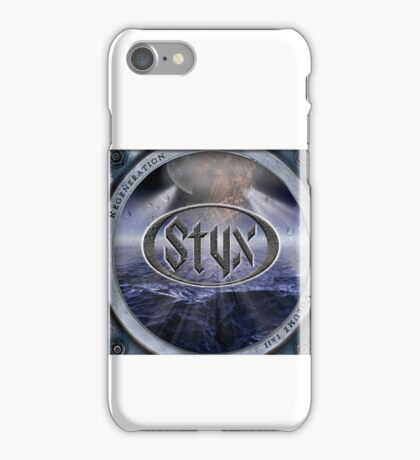 STYX REGENERATION iPhone Case/Skin