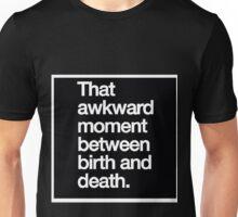 Akward Unisex T-Shirt