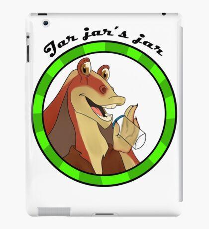 Jar jar's jar iPad Case/Skin