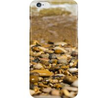 stone and sand iPhone Case/Skin