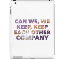 #Company iPad Case/Skin