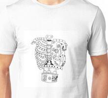 steampunk ribs Unisex T-Shirt