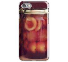 Plumcot Preserves iPhone Case/Skin