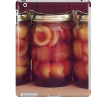 Plumcot Preserves iPad Case/Skin