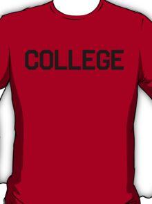 College | Animal House Shirt T-Shirt