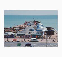 Hastings pier, East Sussex Baby Tee