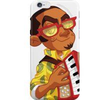 Dominican - Accordion Hero iPhone Case/Skin