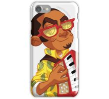 Dominican - Accordion Hero iPhone Case/Skin
