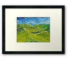 The Lakes of Killarney Framed Print