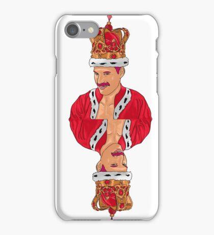 King of Diamonds iPhone Case/Skin