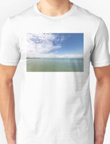Where the Sea Touches the Sky Unisex T-Shirt