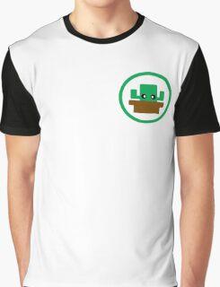 'Lil Cactus Friend Graphic T-Shirt