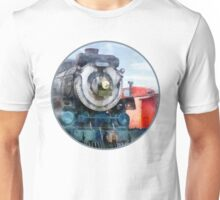 Locomotive and Caboose Unisex T-Shirt