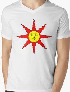 Solaire of Astora - DS Mens V-Neck T-Shirt