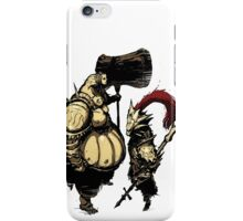 Ornstein & Smough - DS iPhone Case/Skin